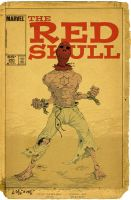 The Red Skull by mr-roho