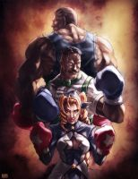 Ready to Rumble - CAPCOM Fighting Tribute by suppa-rider