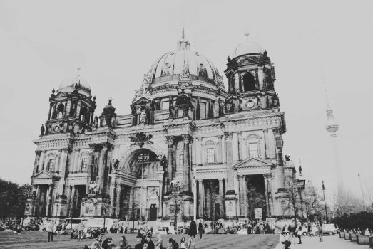 Berlin Cathedral by Wordbob
