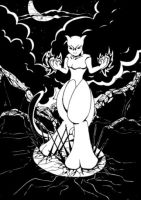 Mewtwo - Challenge by Vaporeon249