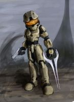 Master Chief by xjordi360