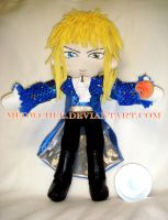 Jareth's Ballroom Scene Outfit by Meowchee