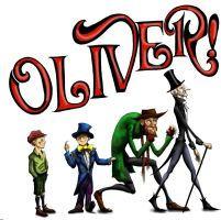 Oliver playbill by squonkhunter
