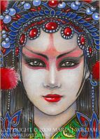 Inheritance - ACEO by MJWilliam
