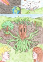 Comic Project 1- Weed: The Invader by swfan444