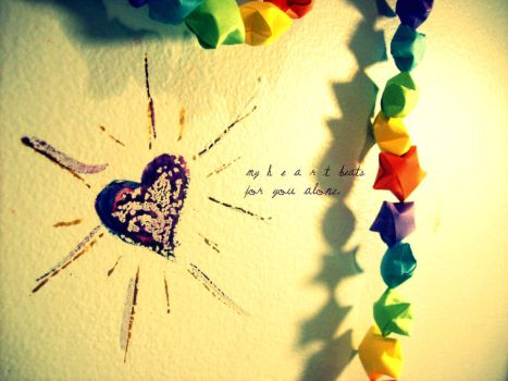 This Heart Beats for You by Alliyana