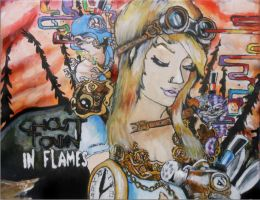 In Flames Cover by sivoussaviez15