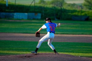 pitching by LeFroeschle