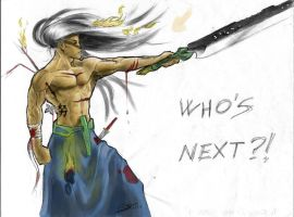 Who's Next ? iiColorii by aLeaTioN