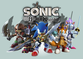 Sonic and the Black Knight - The Finale by BingotheCat