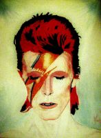 Aladdin Sane 2008 by scarymonsters1991