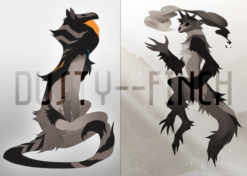 Old Bastien Design AUCTION (SOLD) by Dusty-Demon