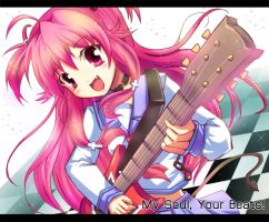 angel-beats by maria111