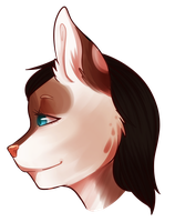 mini headshot! by hunniebuzz