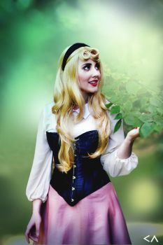 Briar Rose retouch by sum-blink