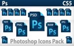 Photoshop CS5 Icons by NuclearIce17
