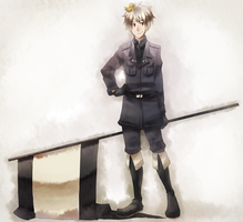 prussia by chienoir
