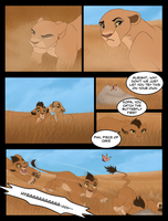 The Hunting Lesson Page 3 by TC-96
