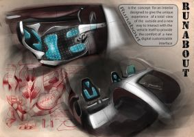 Interior Concept by Wesker250
