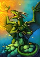 Fire of Nephrite by jrtracey