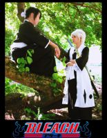 offical bleach photoshoot: 2 by shien7aries