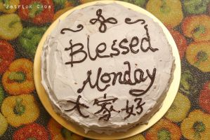 Blessed Monday 1 by patchow