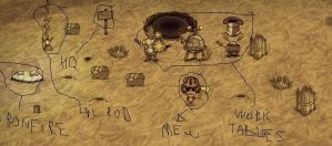 RLA HQ in don't starve by aniviod2904