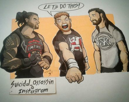Let's Do This! by suicidalassassin