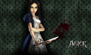 Alice: MR Wallpaper by NiGHTSfanKevin