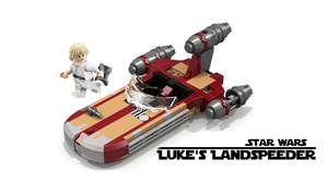 Landspeeder by thompsonbros