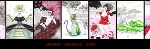 Seven Deadly Sins by eViL-DoLL