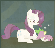 Sleepy Sweety by Balloons504