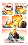 Heat Kiss And Freedom 3/3 by Lost-Opium