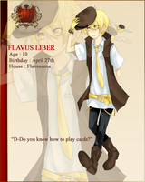 AoH : Flavus Liber by Shumijin