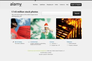 Alamy - stock images store by prkdeviant