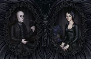 ASP diptych by Cthulhu-Great