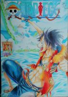 Monkey D. Luffy by JeanCarlo183