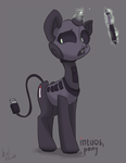 Intuos 4 Pony by atryl