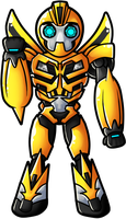 TFP Bumblebee by Piniee