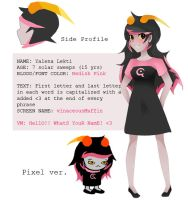 HS:: Fan Troll by aouyu