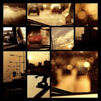 Photo Experiment - Going Home by aphaits