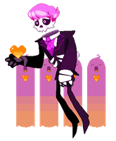 mystery skulls lewis by rainslick