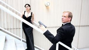 bond + vesper - cosplay III by beautifully-twisted