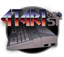 Atari 520ST Icon - PNG+XCF by Anarkhya
