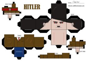 Hitler by Cubee-acres