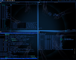.::cyber_desktop_v0.2 by Nemesis13Art