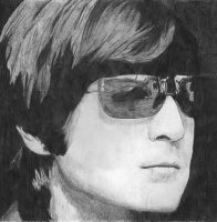 John Lennon by Macca4ever