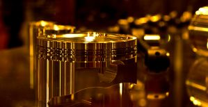 Gold Piston by goucha