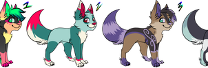 Wolf Auction -Closed- by NearDays