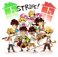 STRIFE! by LaWeyD